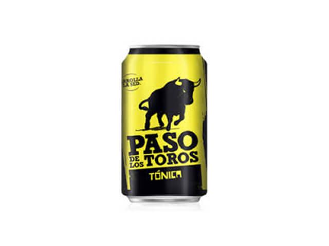 Paso De Los Toros Tonica Lata 354 Ml Arrodimez